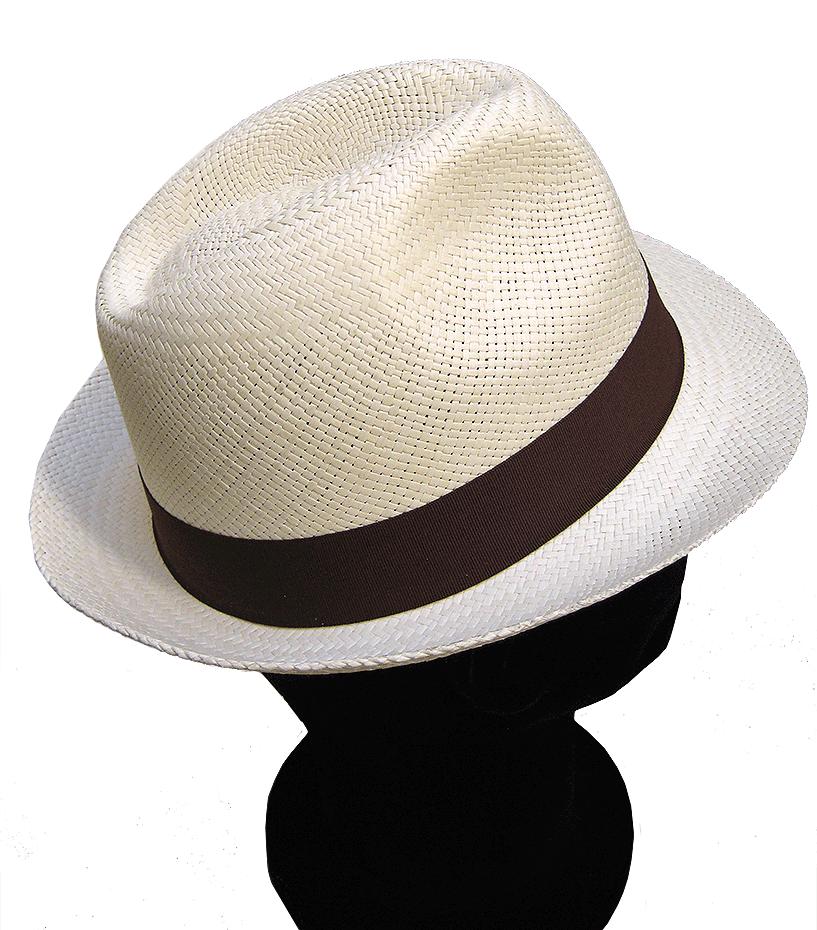 PANAMA borsalino chapeau été en paille paja toquilla