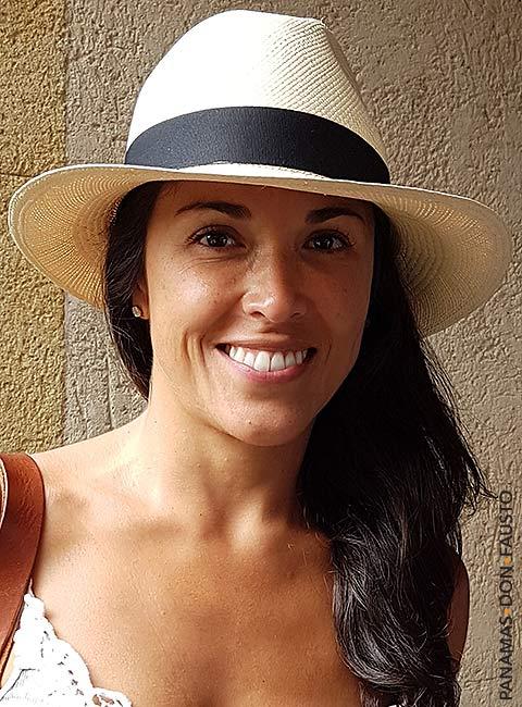 PANAMA borsalino chapeau été en paille